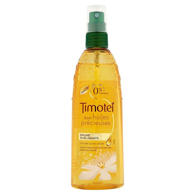 Fotografie Timotei Precious Oils zkrášlující sprej na vlasy 150 ml