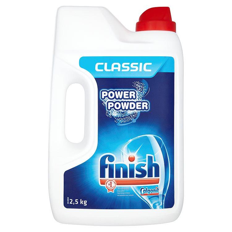 Finish Classic prášek do myčky nádobí 2,5 kg
