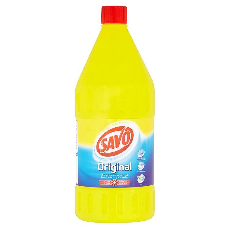 Fotografie Savo Original dezinfekční prostředek 2000 ml