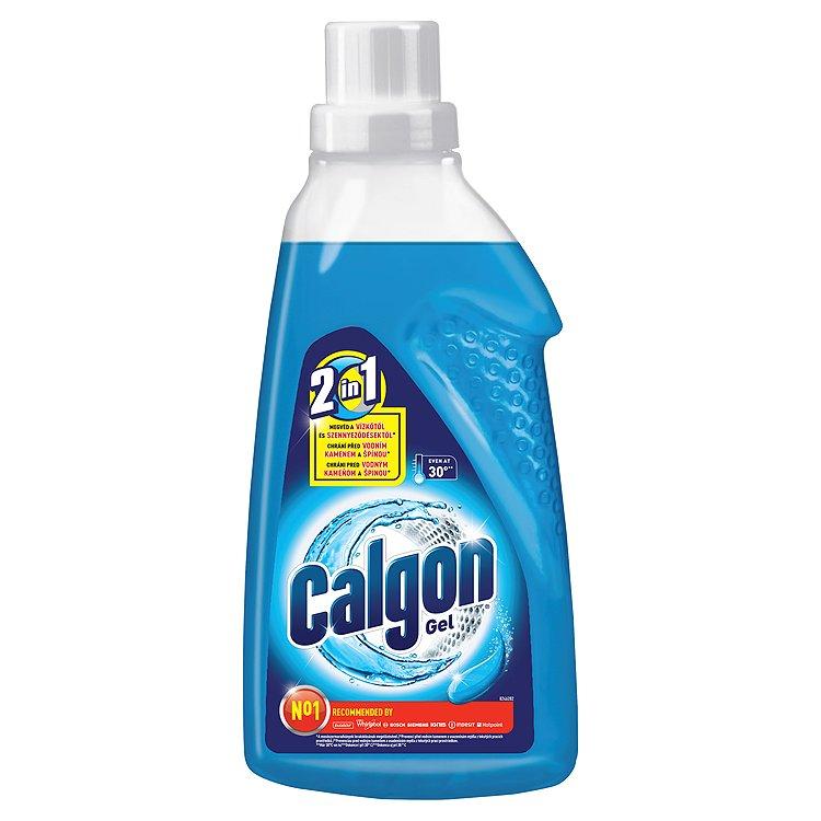 Fotografie Calgon Gel 2v1 změkčovač vody 1,5 l