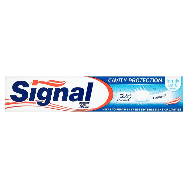 Fotografie Signal Family Care Cavity protection zubní pasta 75 ml