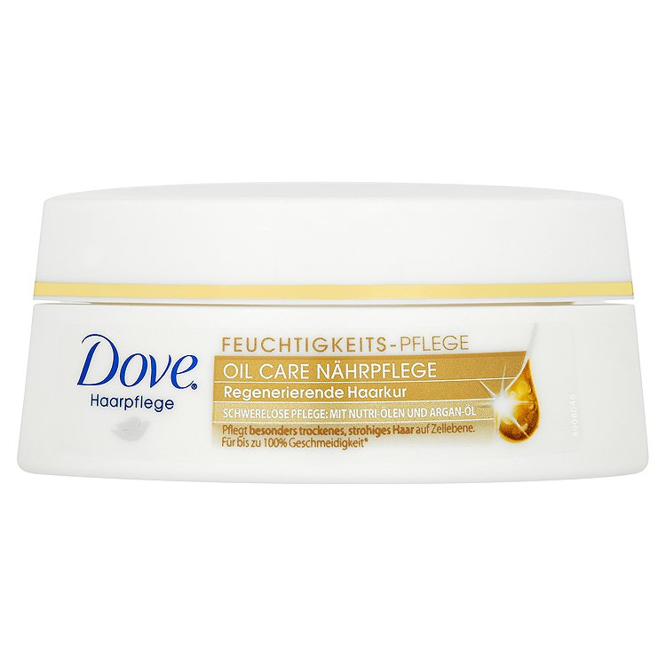 Dove Hair Therapy Nourishing Oil vlasová maska 200 ml