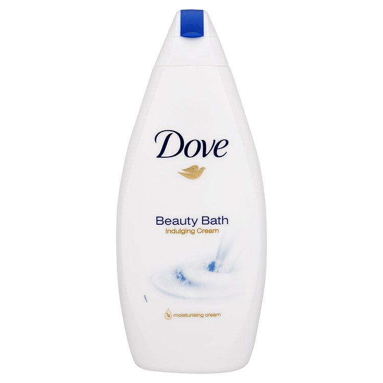 Fotografie Dove Zkrášlující pěna do koupele 500 ml