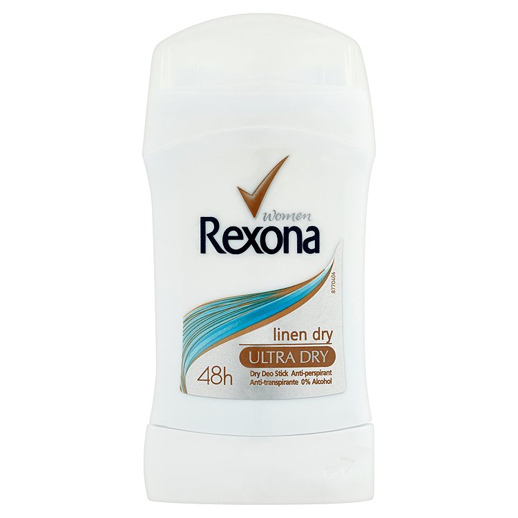 Fotografie Rexona Women Ultra Dry tuhý antiperspirant 40 ml