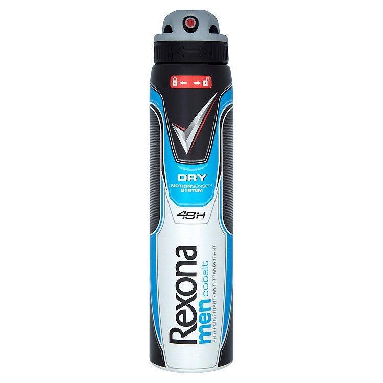 Rexona Cobalt antiperspirant sprej pro muže 250 ml
