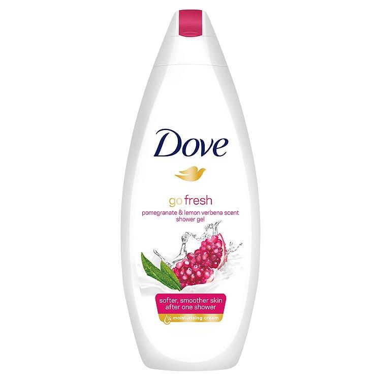 Dove Go Fresh vyživující sprchový gel 250 ml