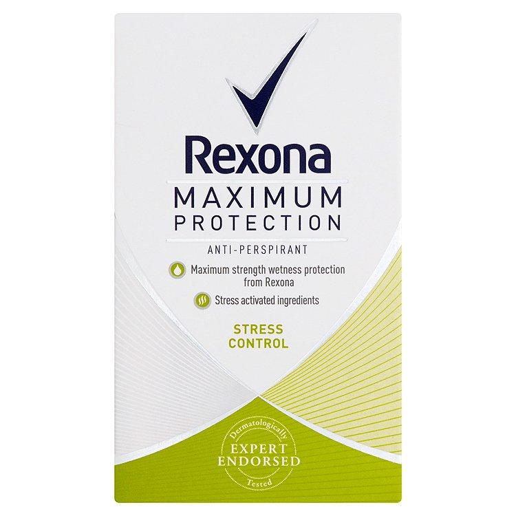 Rexona Maximum Protection Stress Control antiperspirační krém 45 ml
