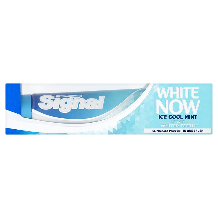 Fotografie Signal White now zubní pasta 75 ml