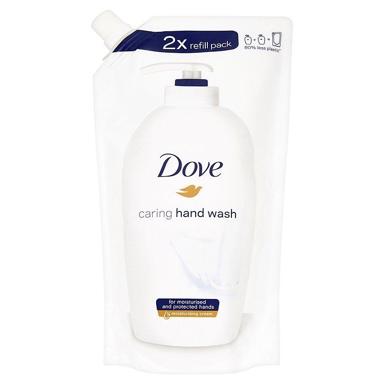 Fotografie Dove Krémové tekuté mýdlo (Beauty Cream Wash)