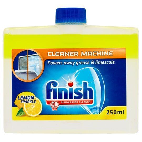 Finish citrón čistič myčky nádobí 250 ml