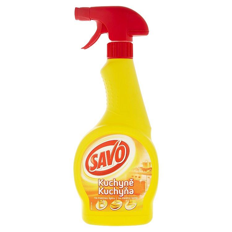 Savo Kuchyně čisticí sprej 500 ml