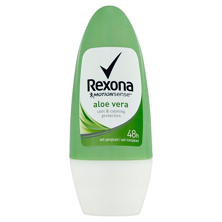 Fotografie Rexona Motionsense Fresh Aloe Vera kuličkový antiperspirant 50 ml