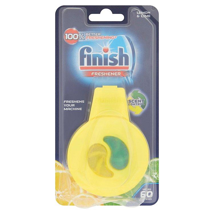 Fotografie Finish citron a limeta osvěžovač do myčky 1 ks