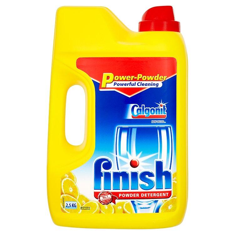 Finish Lemon prášek do myčky nádobí 2,5 kg
