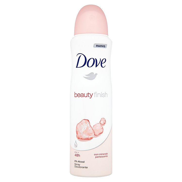 Dove Beauty Finish antiperspirant sprej 150 ml