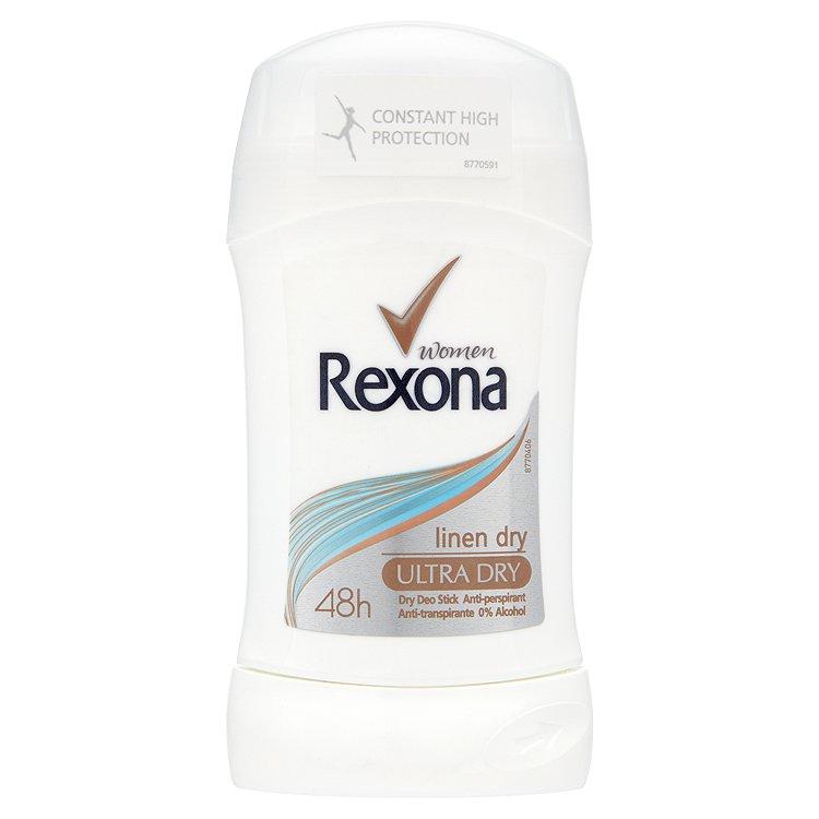 Rexona Women Ultra Dry tuhý antiperspirant 40 ml