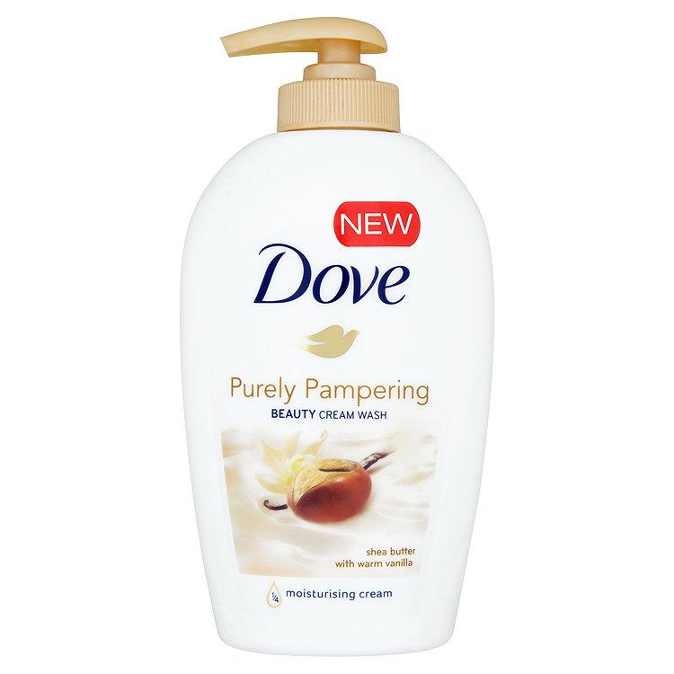Dove Purely Pampering krémové tekuté mýdlo 250 ml