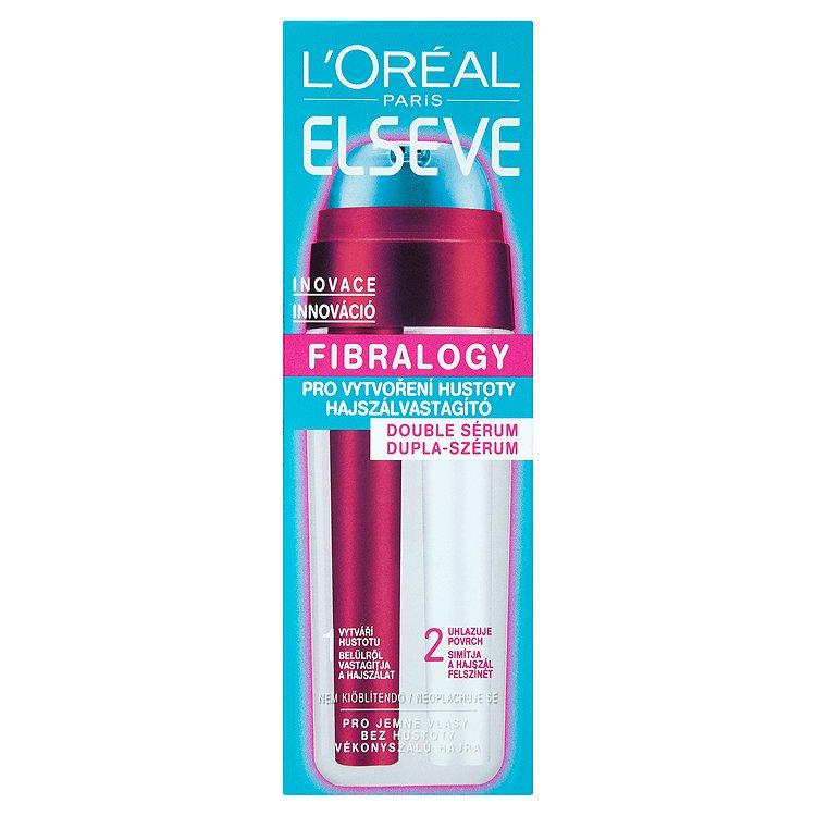 L'Oréal Paris Elseve Fibralogy double-sérum pro vytvoření hustoty 30 ml