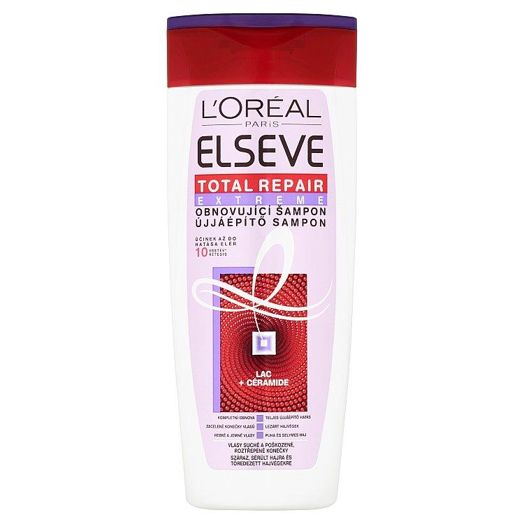L'Oréal Paris Elseve Total Repair Extreme obnovující šampon 250 ml