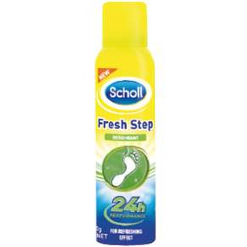 Scholl fresh step deodorant sprej 150 ml