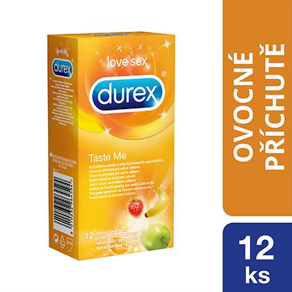 Fotografie DUREX Taste Me 12 ks
