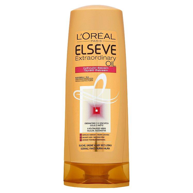 L'Oréal Paris Elseve Extraordinary Oil vyživující balzám 400 ml