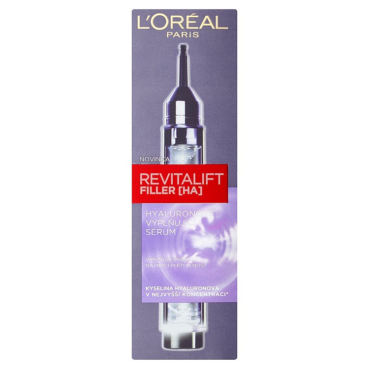 L'Oréal Paris Revitalift Filler [HA] hyaluronové vyplňující sérum 16 ml