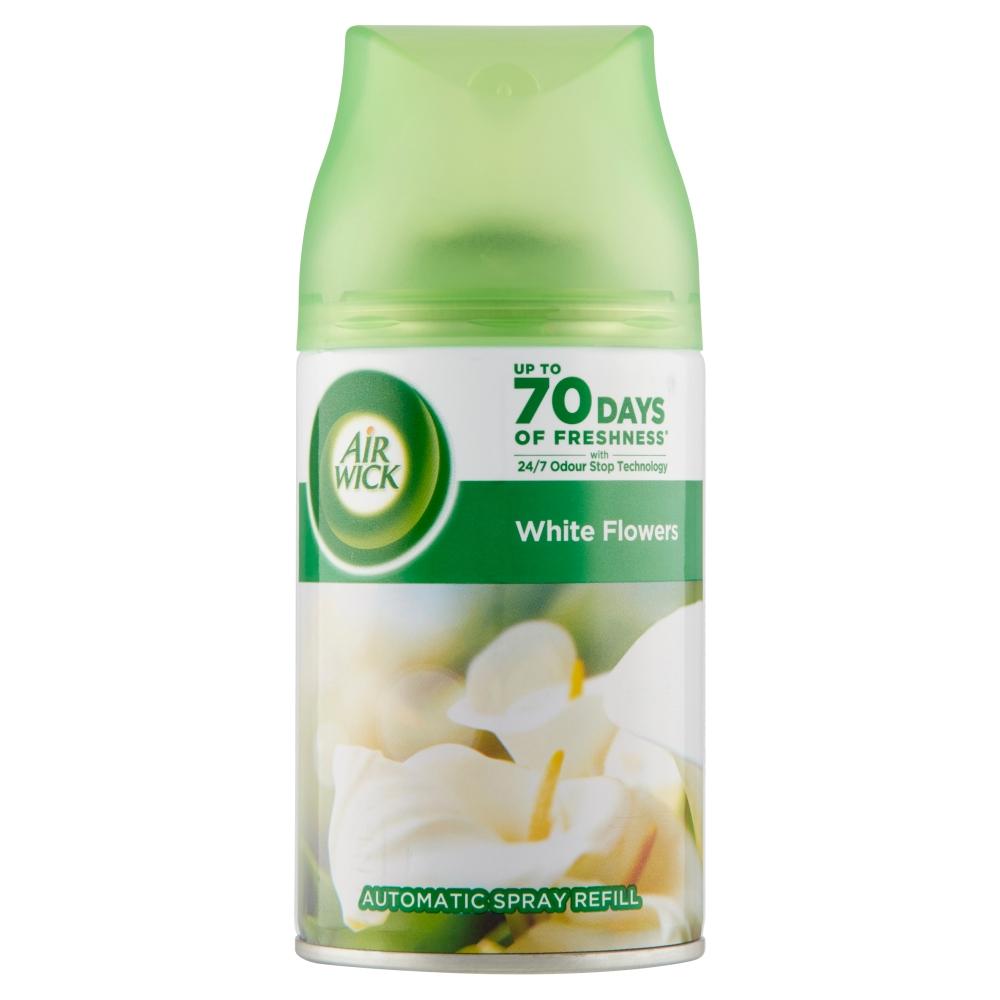 Air Wick Freshmatic náplň do osvěžovače vzduchu bílé květy 250 ml
