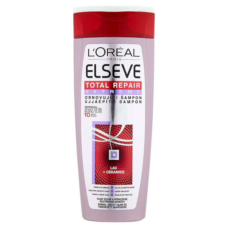 L'Oréal Paris Elseve Total Repair Extreme obnovující šampon 250 ml