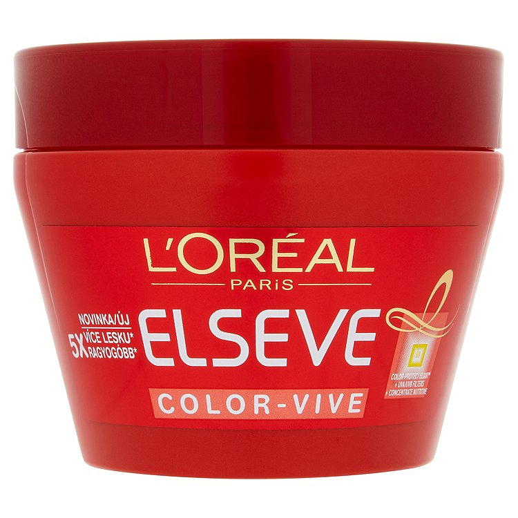 L'Oréal Paris Elseve Color-Vive ochranná maska 300 ml