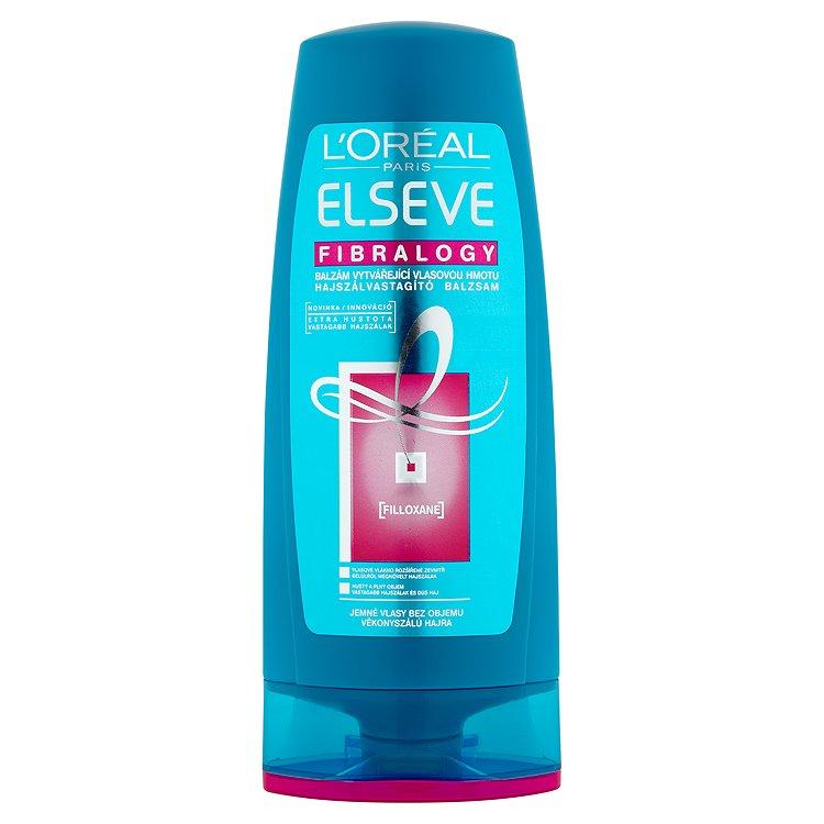 L'Oréal Paris Elseve Fibralogy balzám vytvářející vlasovou hmotu 200 ml