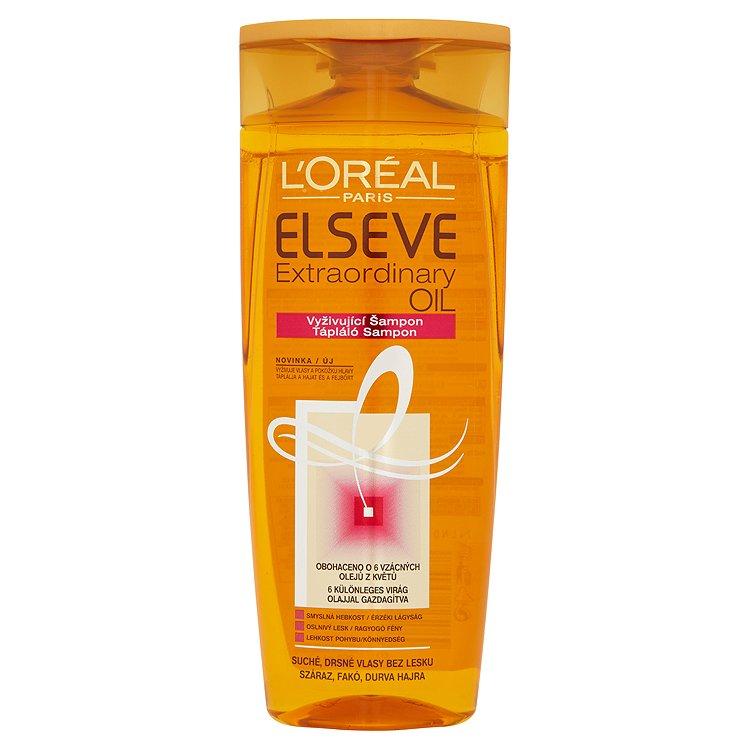 L'Oréal Paris Elseve Extraordinary Oil vyživující šampon 250 ml