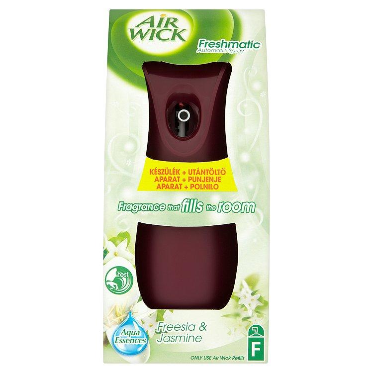 Air Wick Fresh matic automatický strojek + náplň bílé květy 250 ml