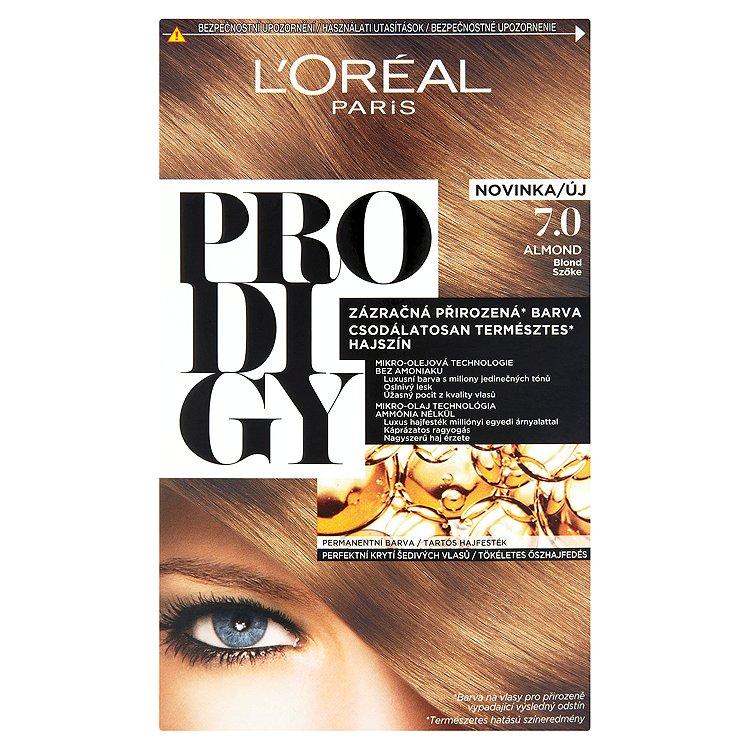 L'Oréal Paris Prodigy Almond blond 7.0