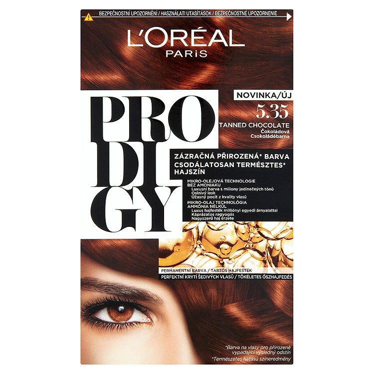 L'Oréal Paris Prodigy Tanned Chocolate čokoládová 5.35