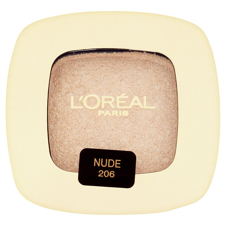 L'Oréal Paris tělové oční stíny Color Riche 206 Nude Little Beige Dress
