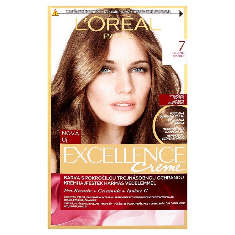 L'Oréal Paris Excellence Crème blond 7