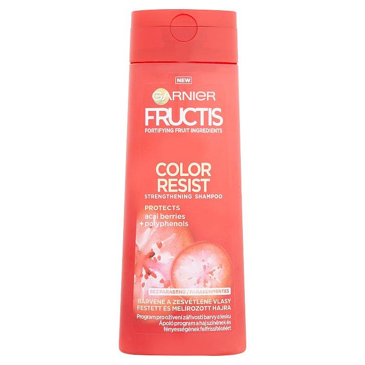 Garnier Fructis Color Resist posilující šampon 250 ml