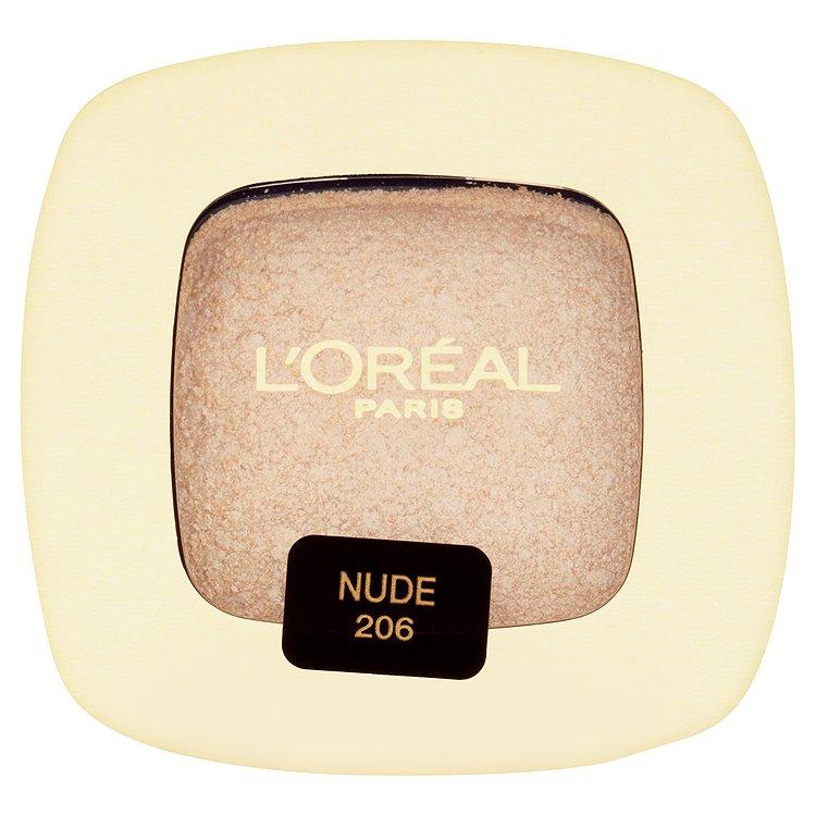 L'Oréal Paris tělové oční stíny Color Riche 206 Nude Little Beige Dress