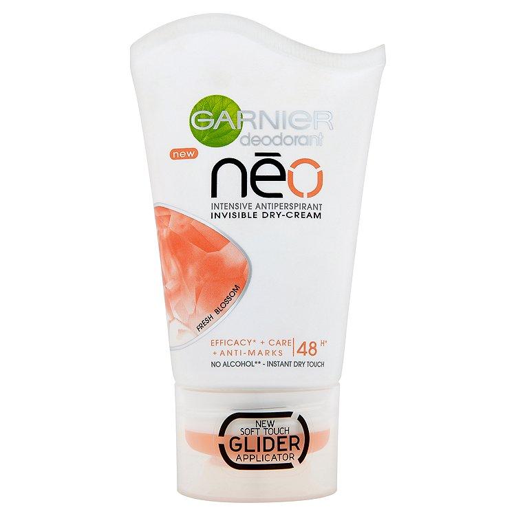 Garnier Nēo Fresh Blossom neviditelný krémový antiperspirant 40 ml