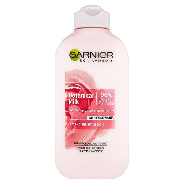 Garnier Skin Naturals Essentials, kompletní odličovací mléko 200 ml