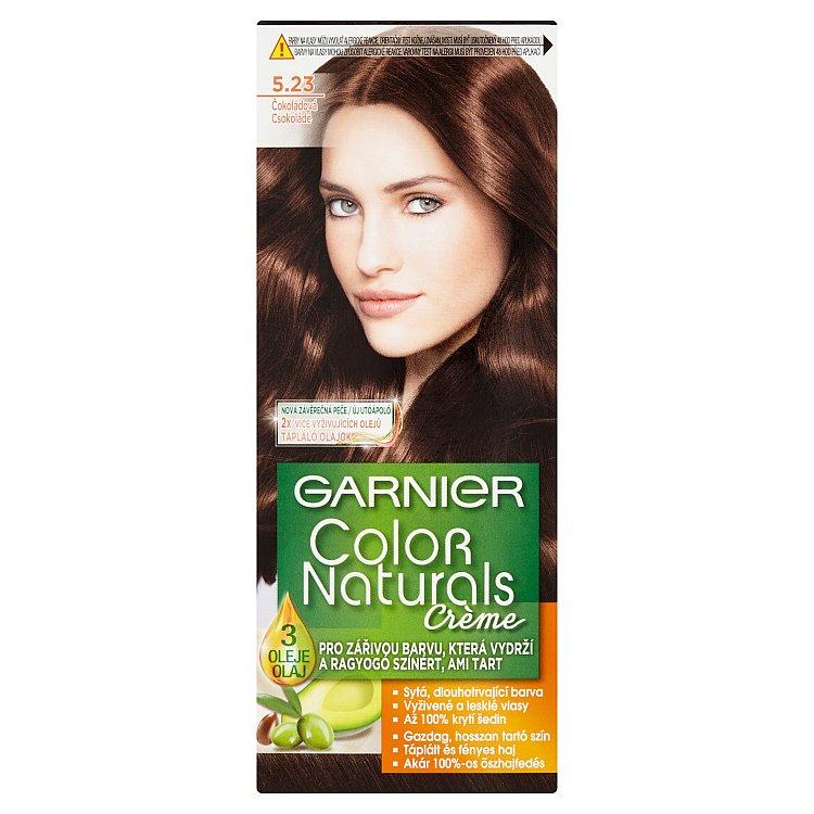 Garnier Color Naturals Crème Čokoládová 5.23