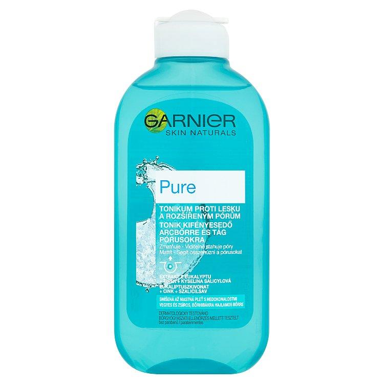 Fotografie Garnier Skin Naturals Pure čisticí adstringentní tonikum 200 ml