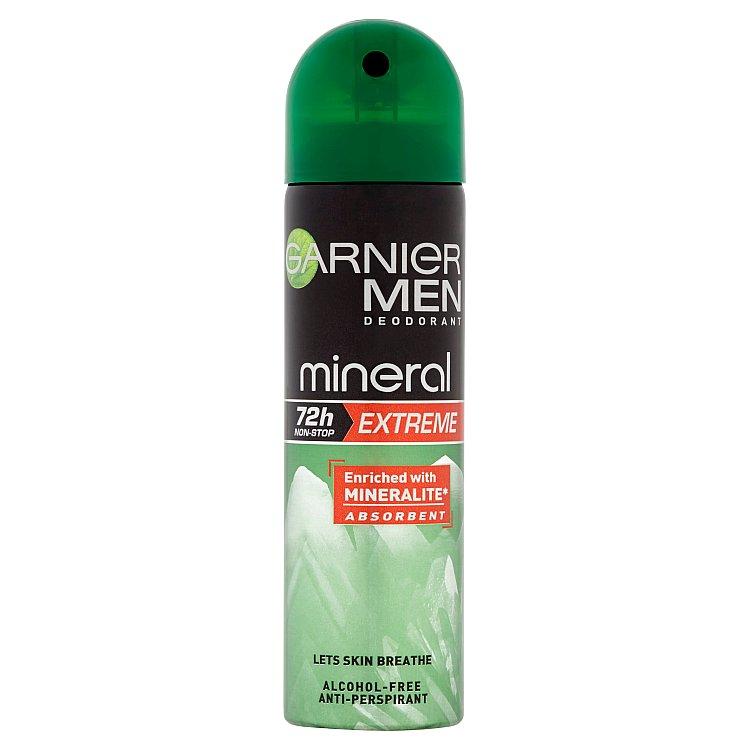 Garnier Mineral Men Extreme minerální antiperspirant 150 ml
