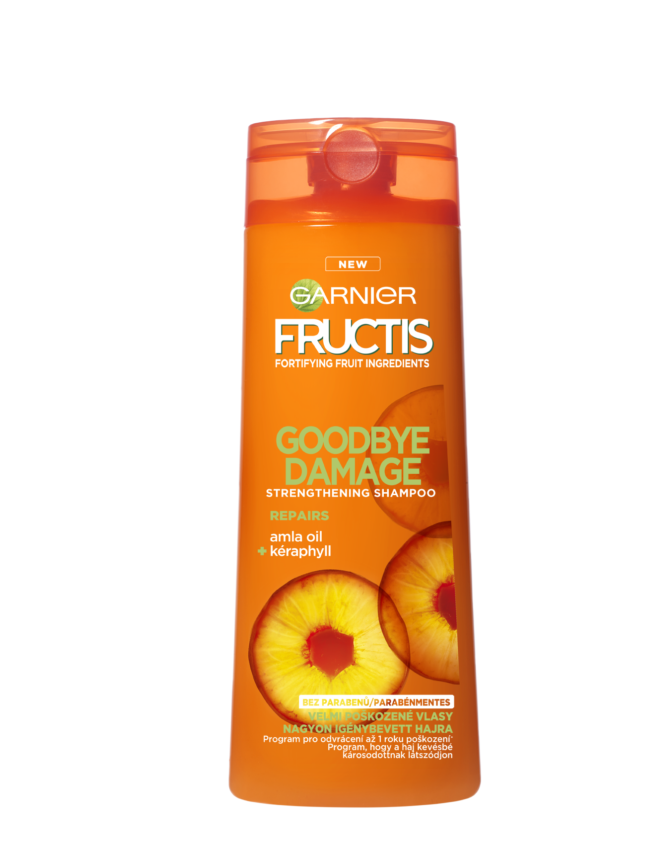 Garnier Fructis Goodbye Damage posilující šampon 250 ml