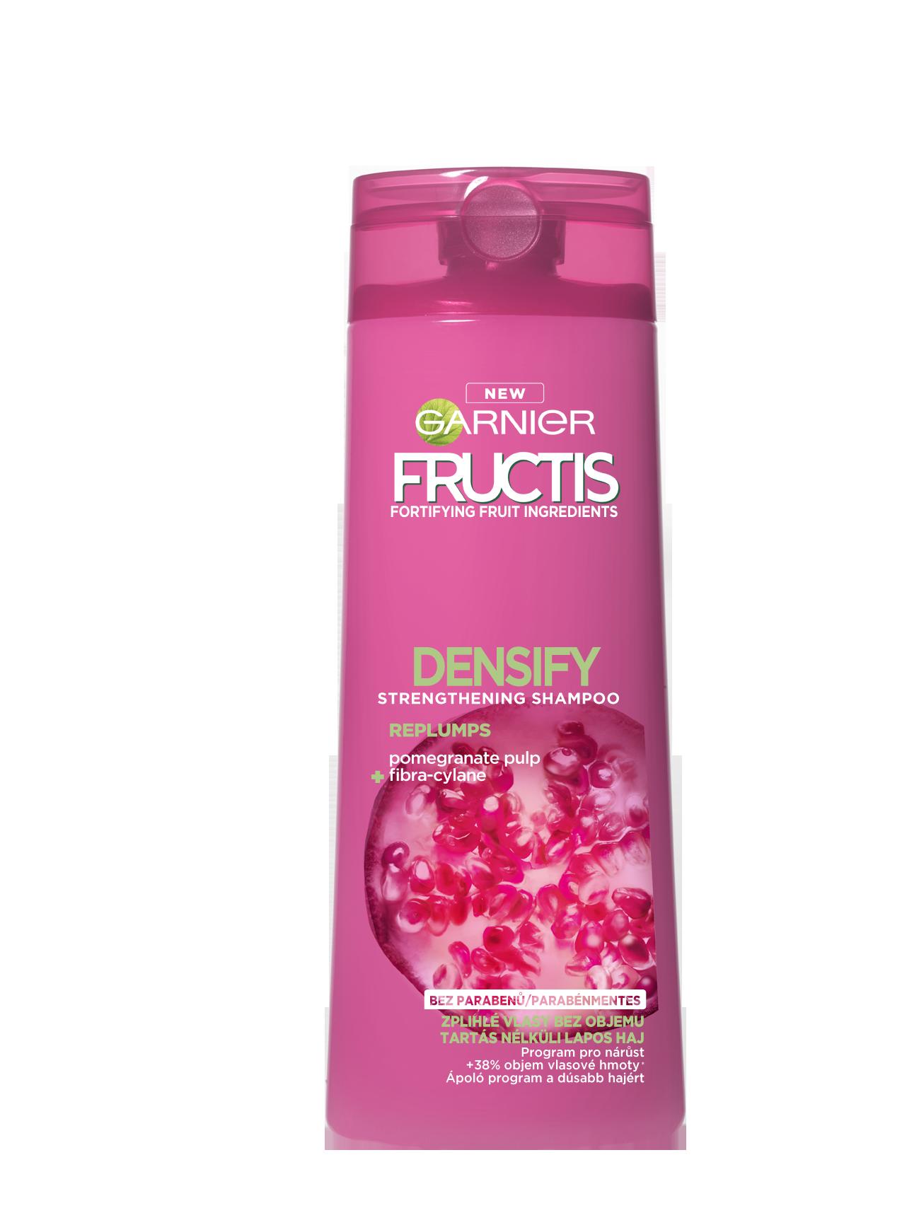 Garnier Fructis Densify posilující šampon 400 ml