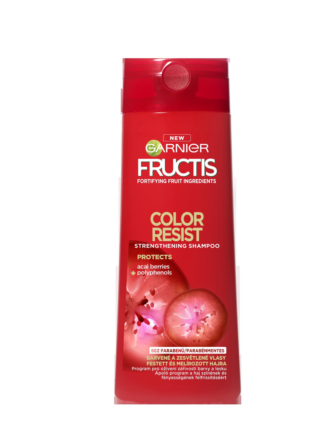 Garnier Fructis Color Resist posilující šampon 400 ml