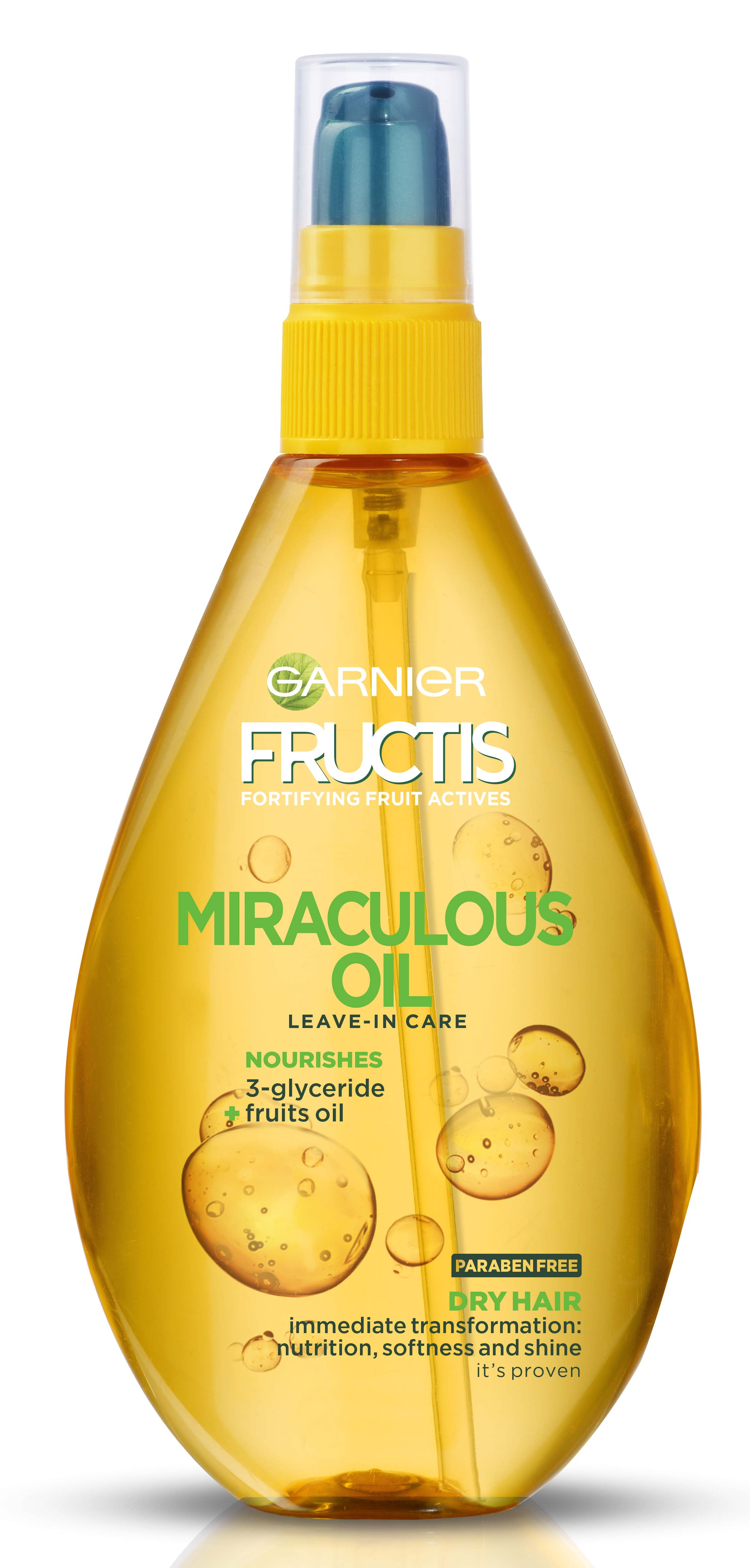 Fotografie Garnier Fructis Oil Repair 3 Zázračný olej 150 ml