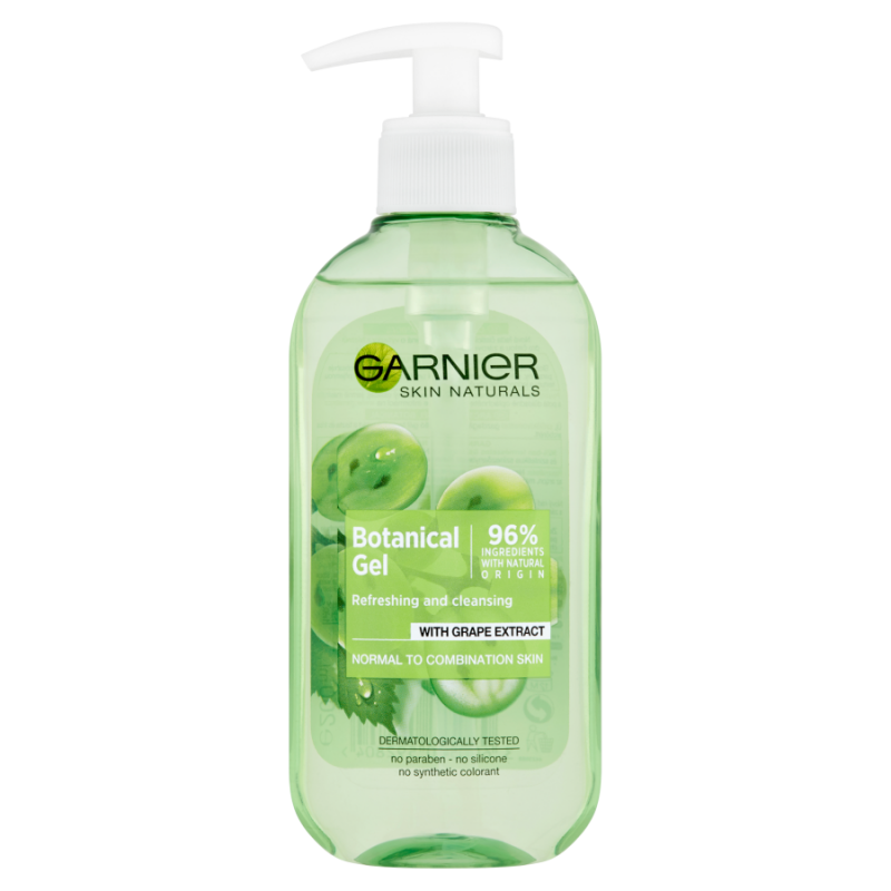 Garnier Skin Naturals Essentials, čisticí pěnový gel 200 ml