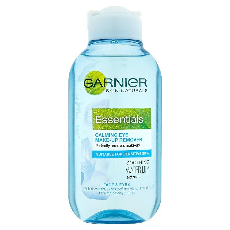 Garnier Skin Naturals Essentials zklidňující odličovač očí 125 ml